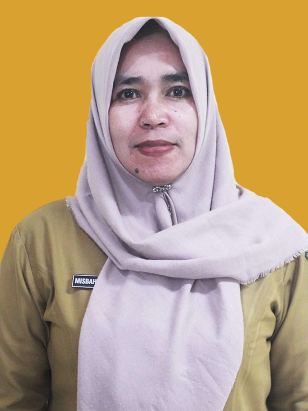 Foto Misbahul Jannah, S.Sos.