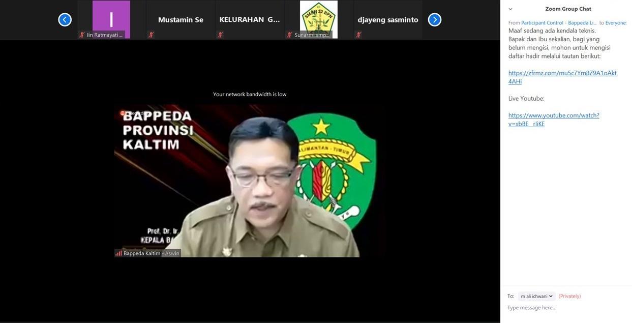 Musrenbang RKPD Kota Balikpapan
